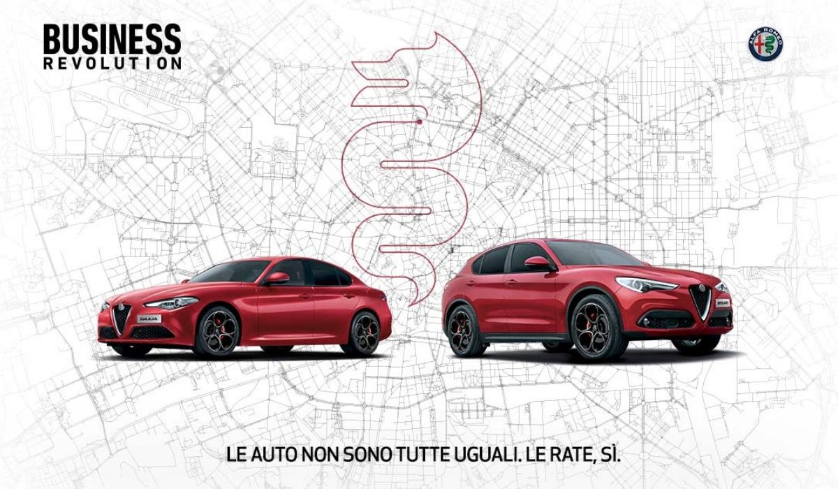 Business Revolution FCA Alfa Romeo come funziona