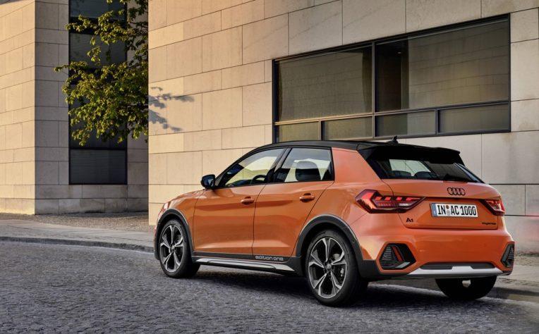 Caratteristiche di Audi A1 Citycarver