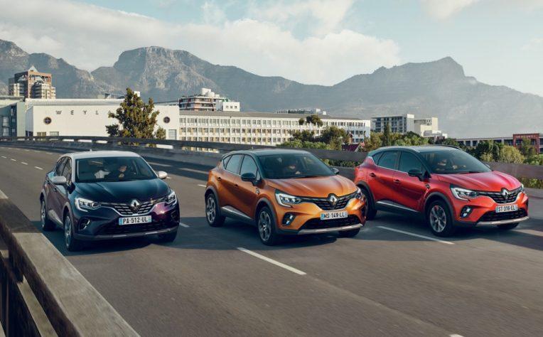 Caratteristiche di nuova Renault Captur