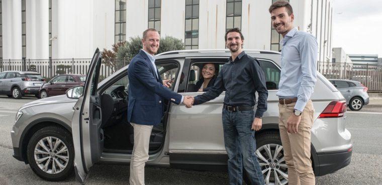 Carpooling aziendale Jojob risparmi
