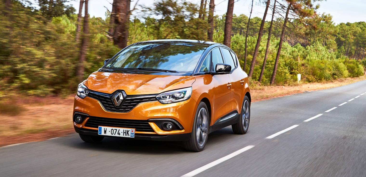 Emissioni motore diesel Renault Scenic test Green NCAP