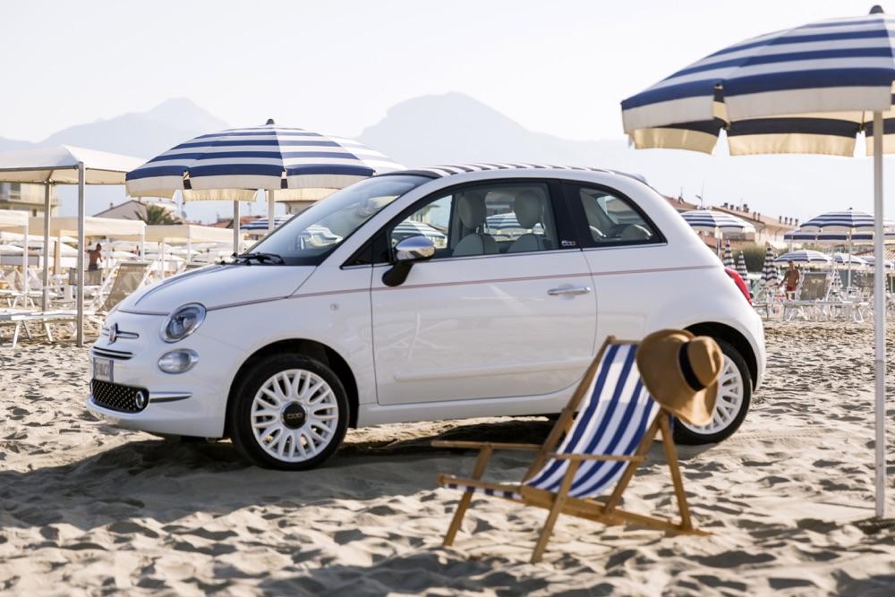 Fiat 500 Dolcevita cabrio