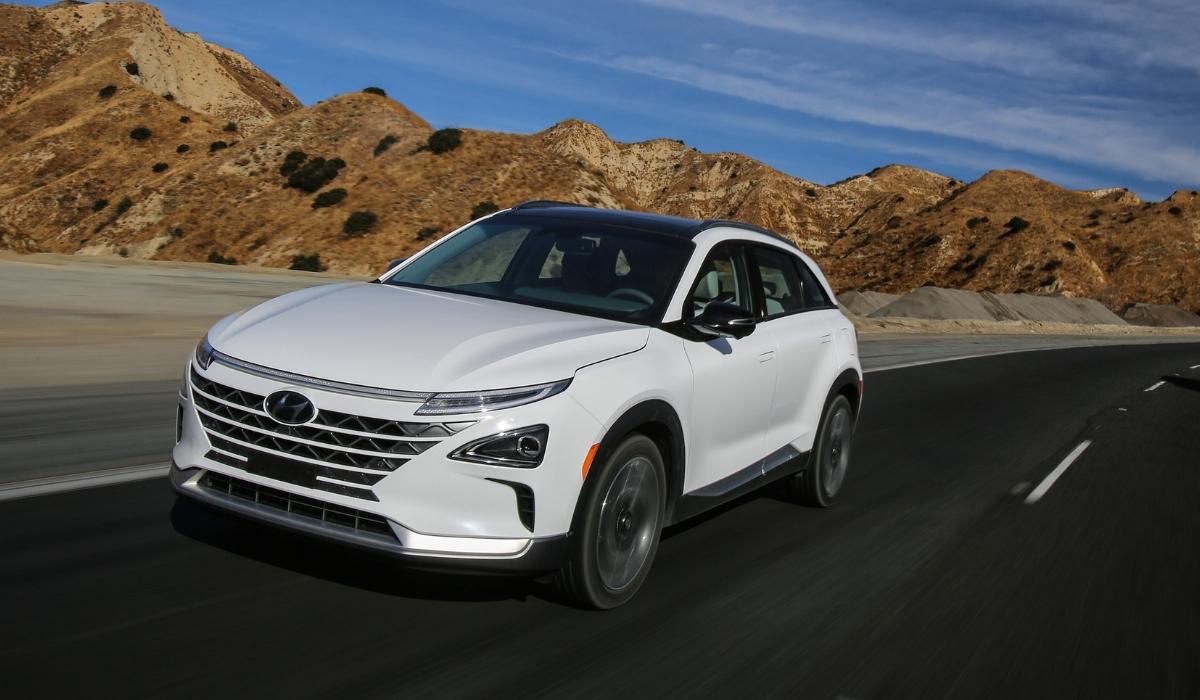 Hyundai Nexo auto a idrogeno