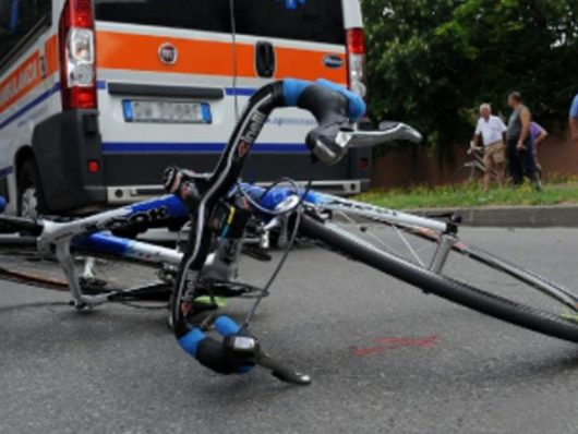 Incidenti stradali ciclisti
