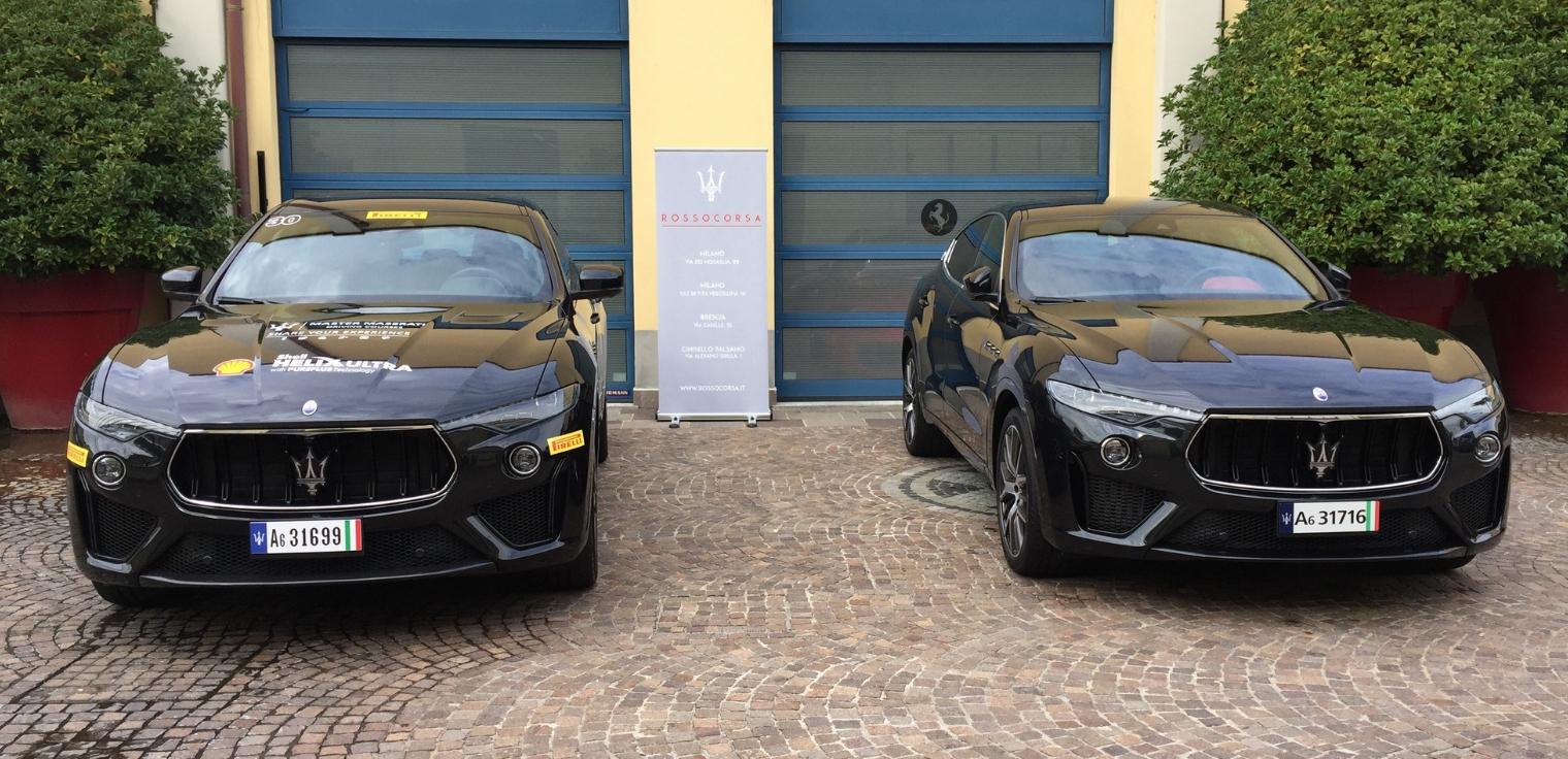 Maserati Levante Trofeo e GTS 2020
