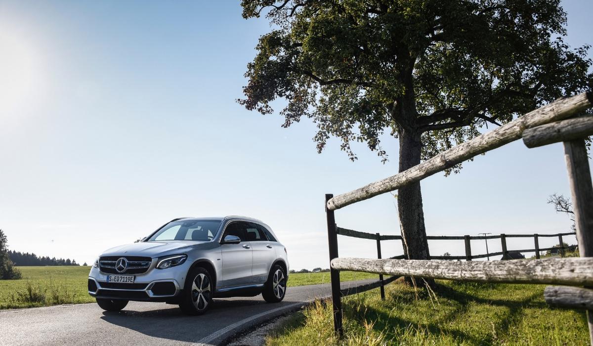Mercedes GLC F-Cell auto a idrogeno
