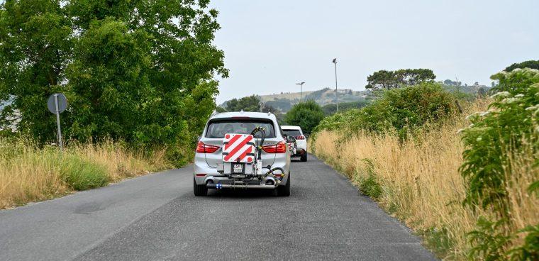 Motori diesel prove emissioni su strada