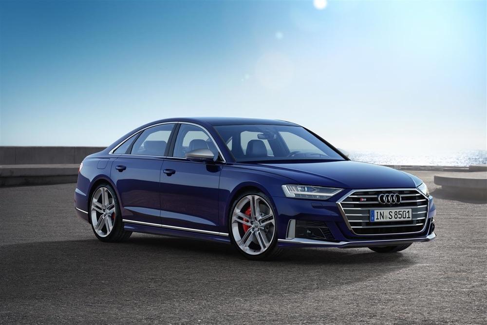 Nuova Audi S8 2019