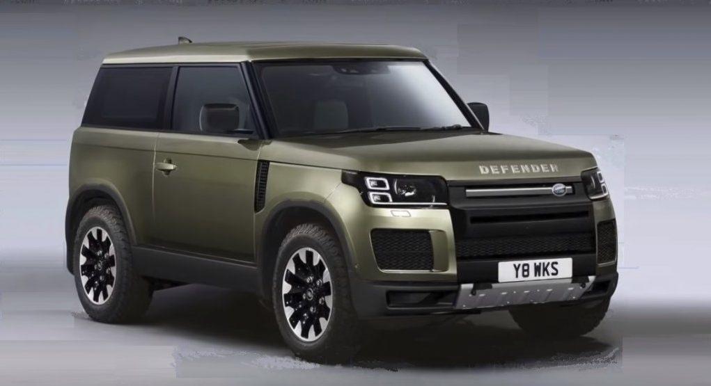 Nuova Land Rover Defender Salone di Francoforte 2019