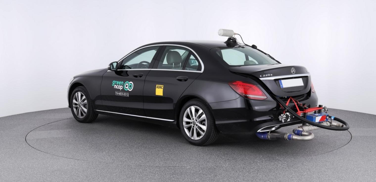 Nuovi motori diesel basse emissioni Mercedes Classe C