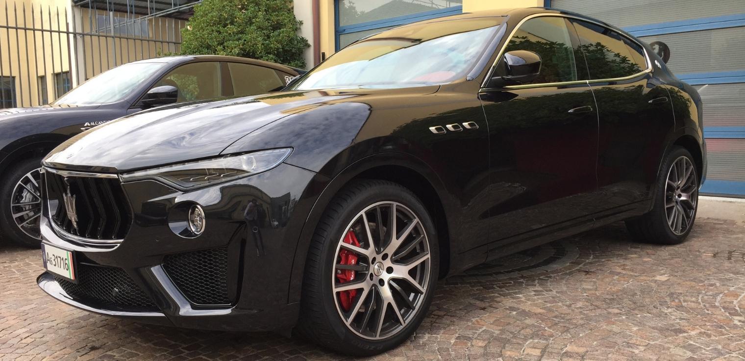 Nuovo Maserati Levante GTS 2020