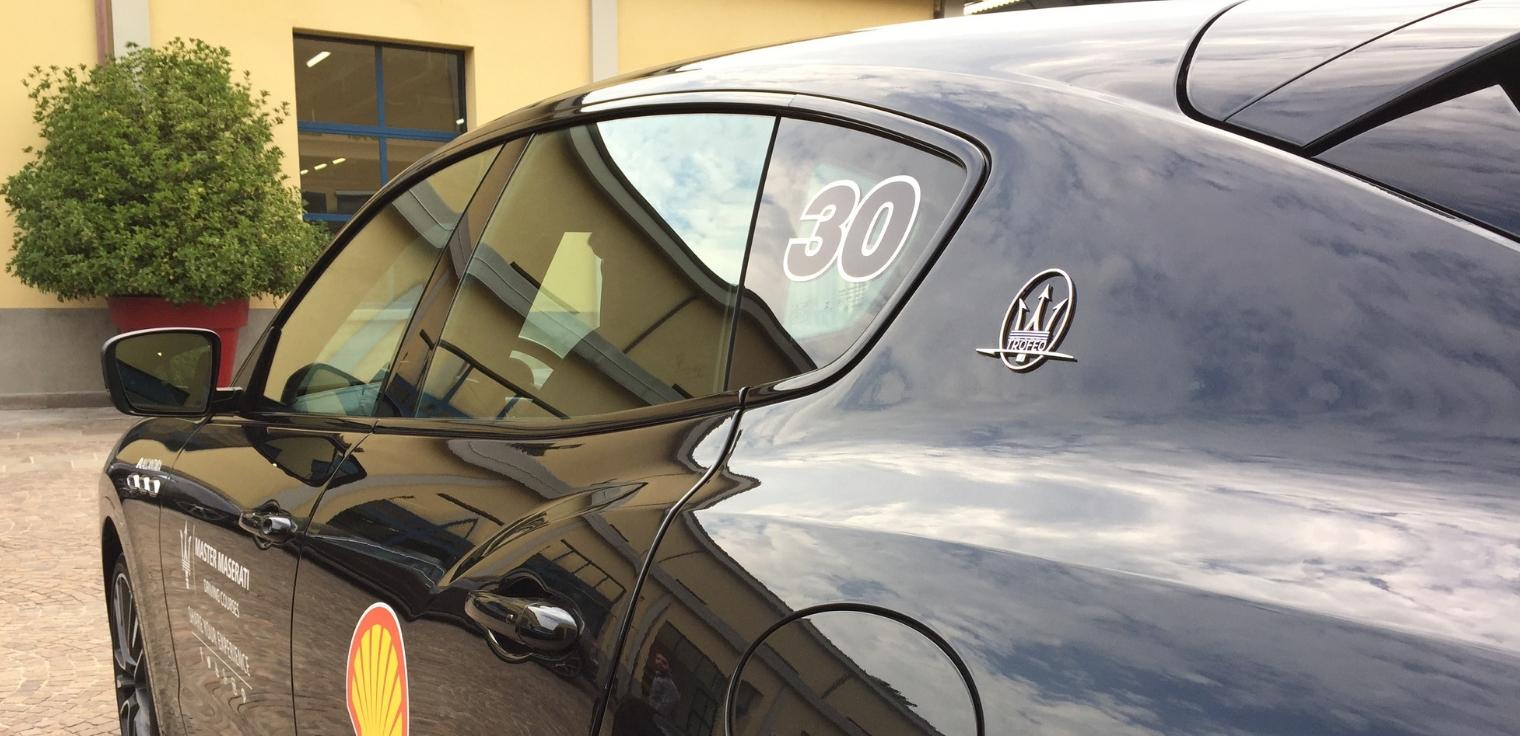 Nuovo Maserati Levante Trofeo 2020 esterni