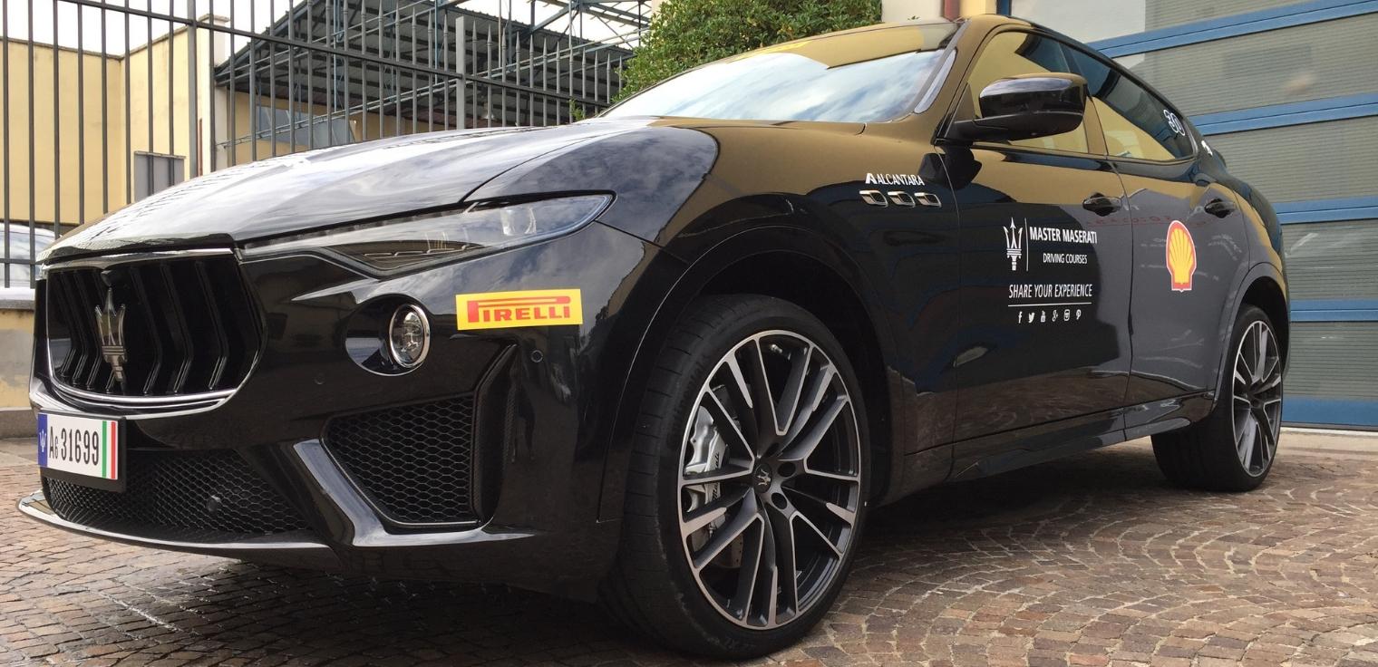 Nuovo Maserati Levante Trofeo 2020