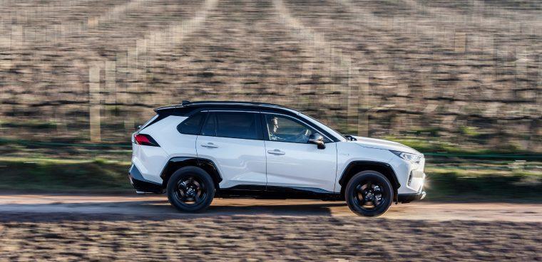 Nuovo Toyota RAV4 Hybrid 2019 Safety Sense