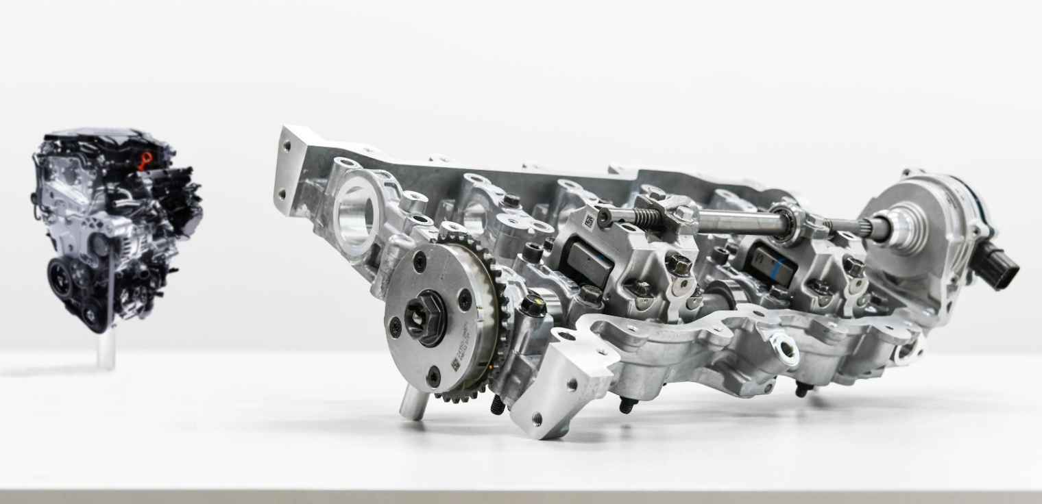 Nuovo motore Hyundai tecnologia Continuously Variable Valve Duration CVVD