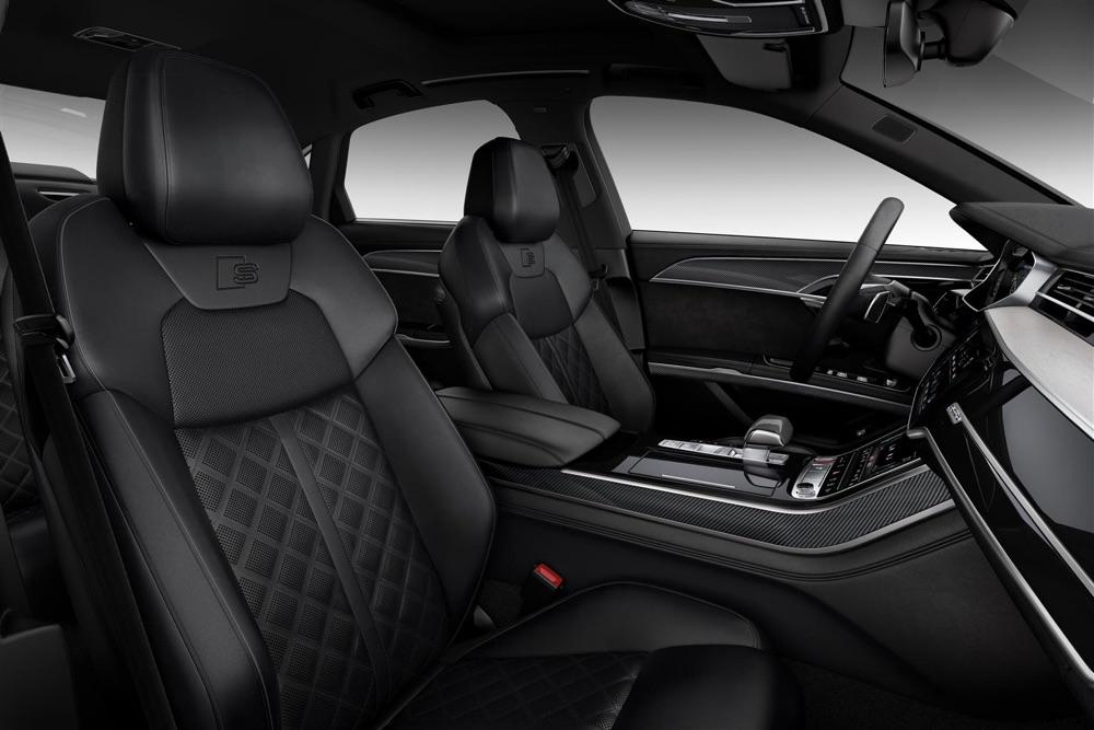 Sedili sportivi Audi S8