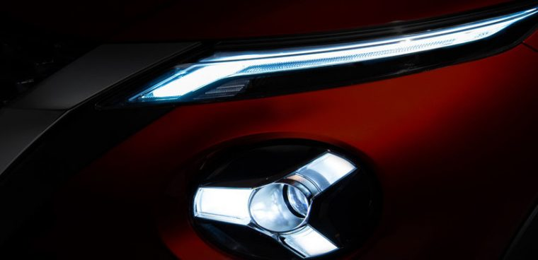 Teaser di Nuova Nissan Juke 2020
