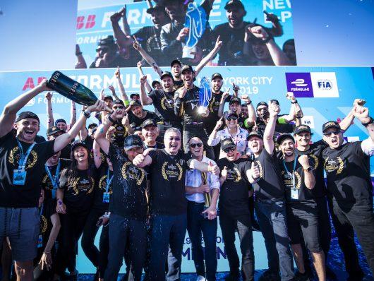 Vergne e DS Techeetah Formula E 2019
