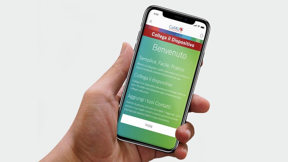 app Bosch Call4U