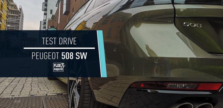 Test Drive Peugeot 508 SW