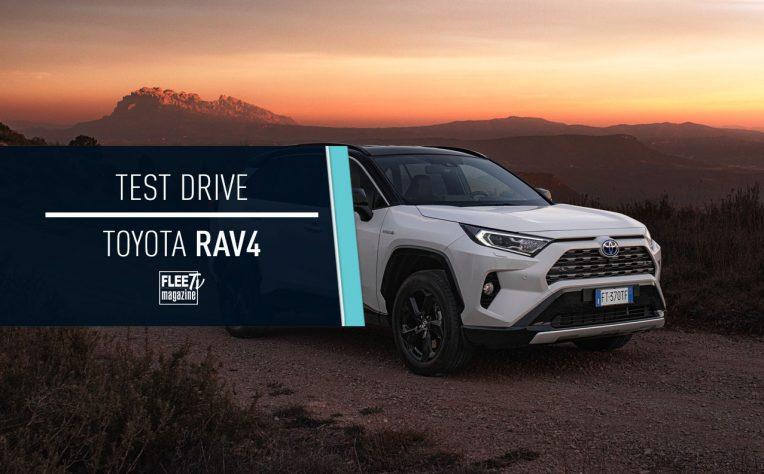 Test Drive Toyota RAV4
