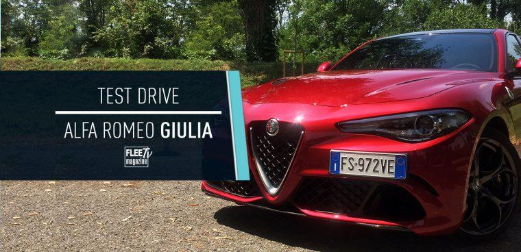 Cover video Test Drive Alfa Romeo Giulia