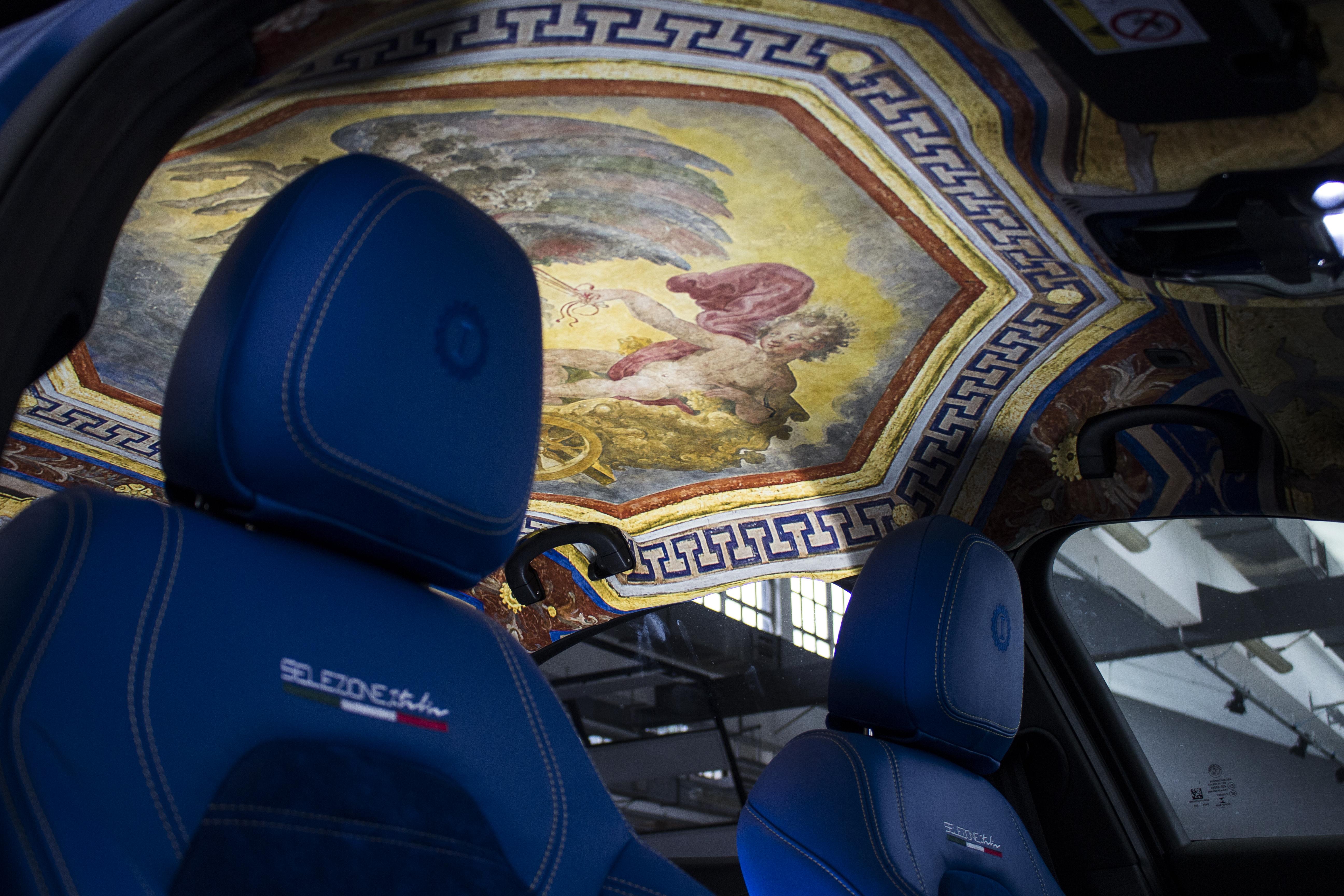 Hertz e Garage Italia Realizzano Alfa Romeo Glia Grand Tour