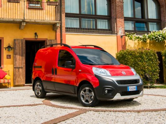 noleggiare Fiat Fiorino