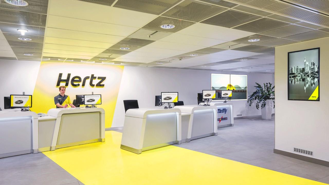Hertz Italia