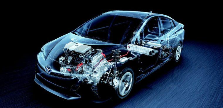 sistema Full Hybrid Toyota
