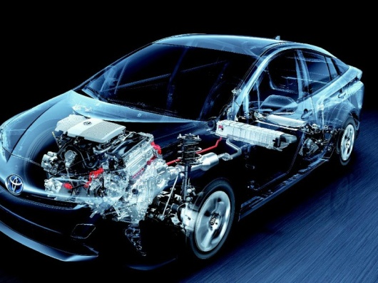 sistema Full Hybrid Toyota vantaggi