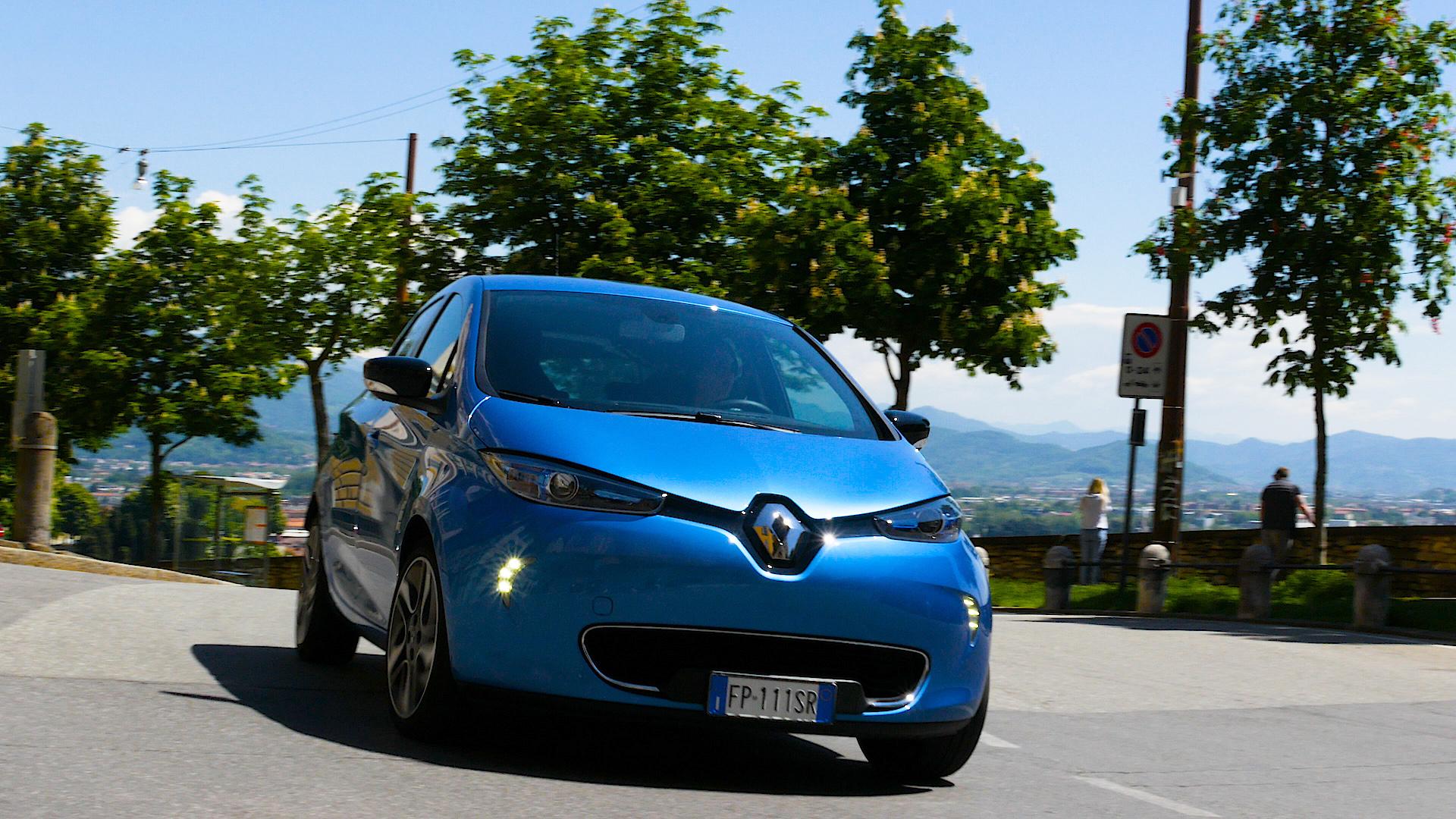 La Mia Città Ideale Test test drive renault zoe: un mese con l'auto elettrica | fleet