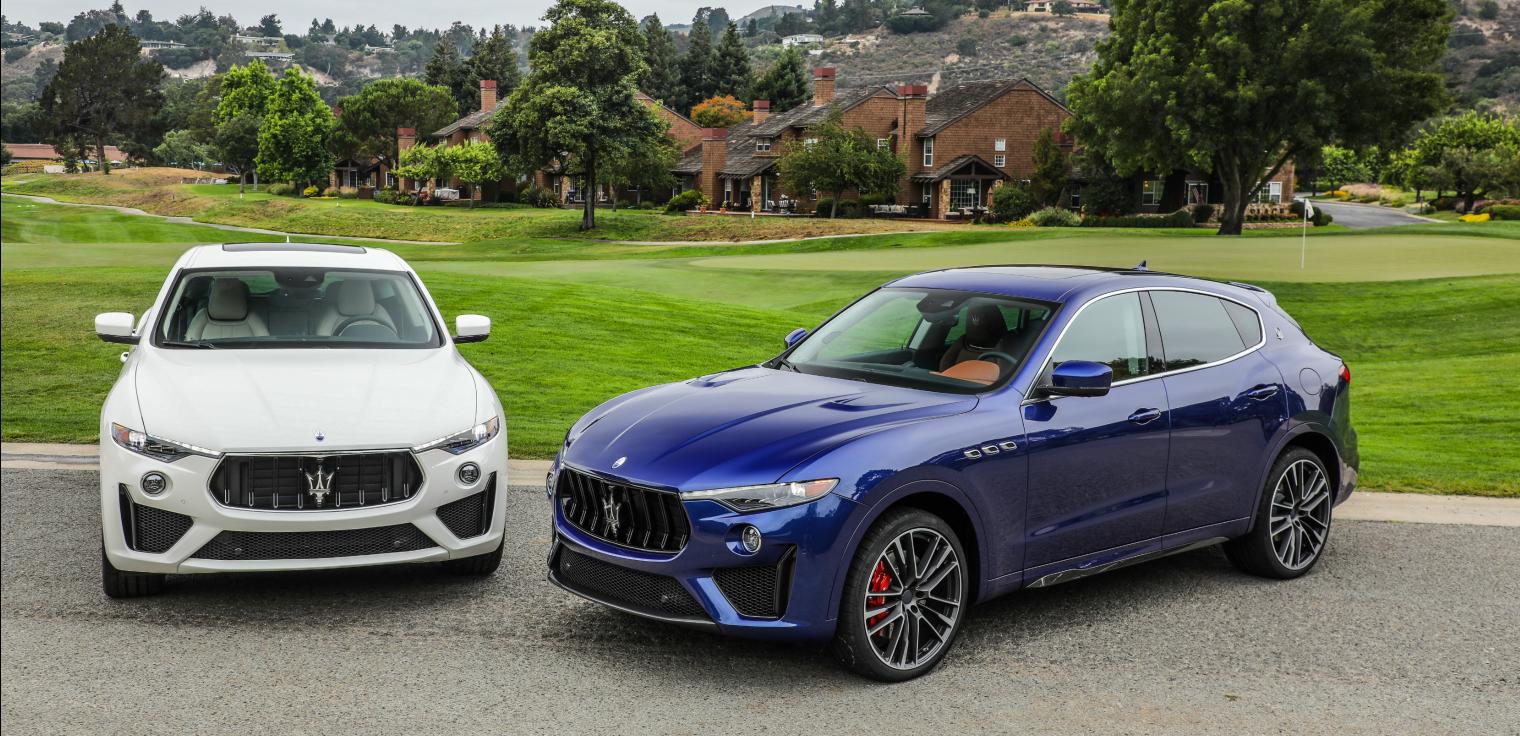 Maserati Levante Trofeo e GTS