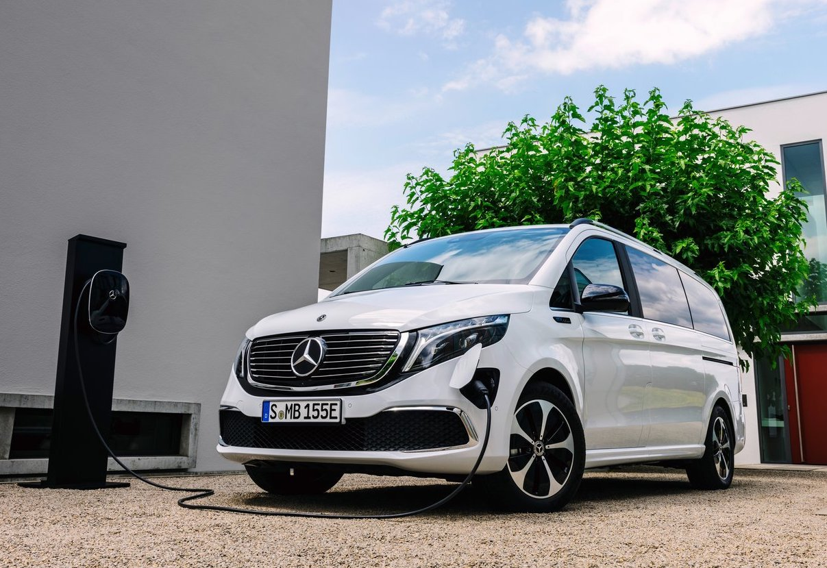 Mercedes EQV