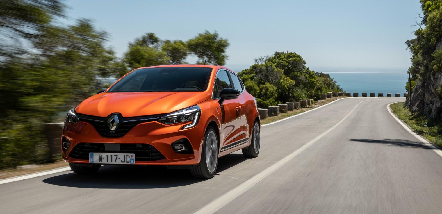 Motori nuova Renault Clio