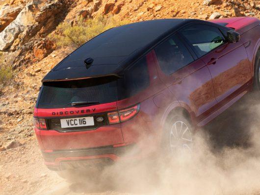 Nuova Land Rover Discovery Sport 2020 al salone di Francoforte 2019
