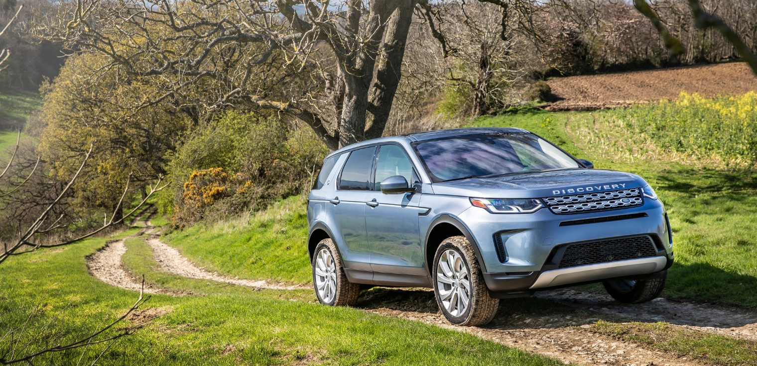 Nuova Land Rover Discovery Sport 2020 tra le novità del salone di Francoforte 2019