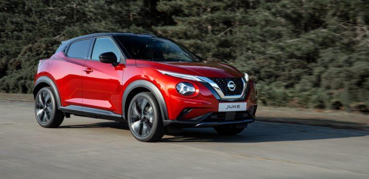 Nuova Nissan Juke 2020
