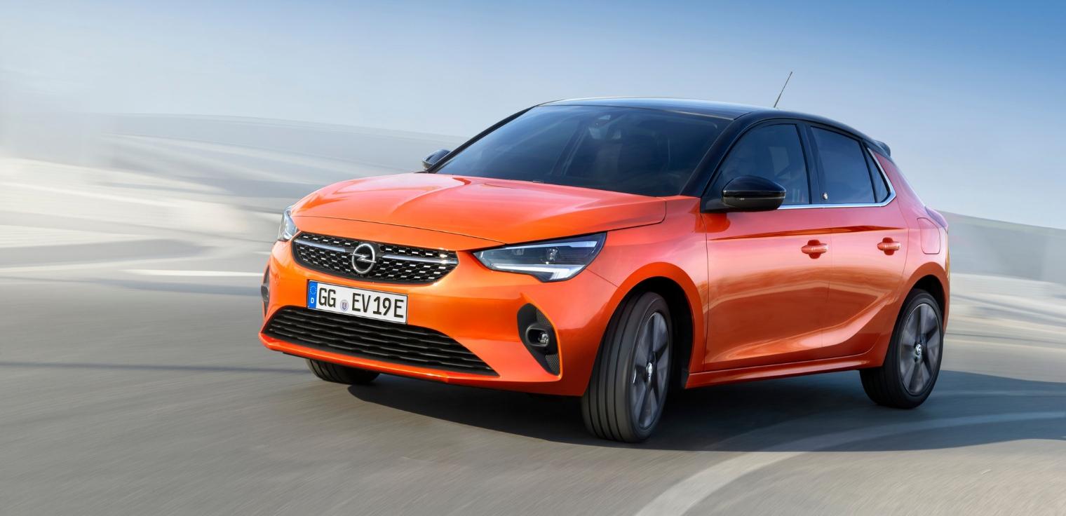Nuova Opel Corsa-e elettrica 2020 caratteristiche