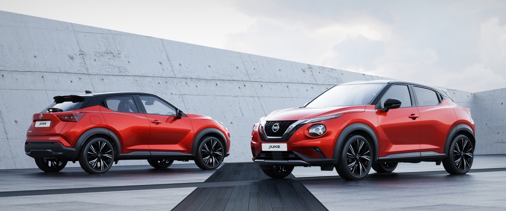 Scheda tecnica di Nuova Nissan Juke