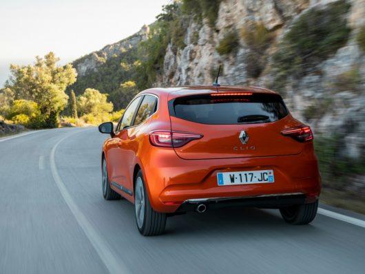 Tecnologia nuova Renault Clio