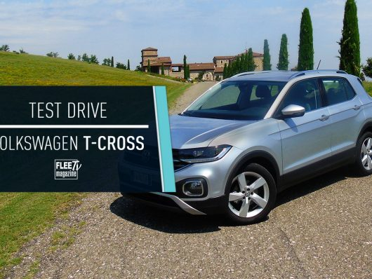 Test Drive Volkswagen T-Cross