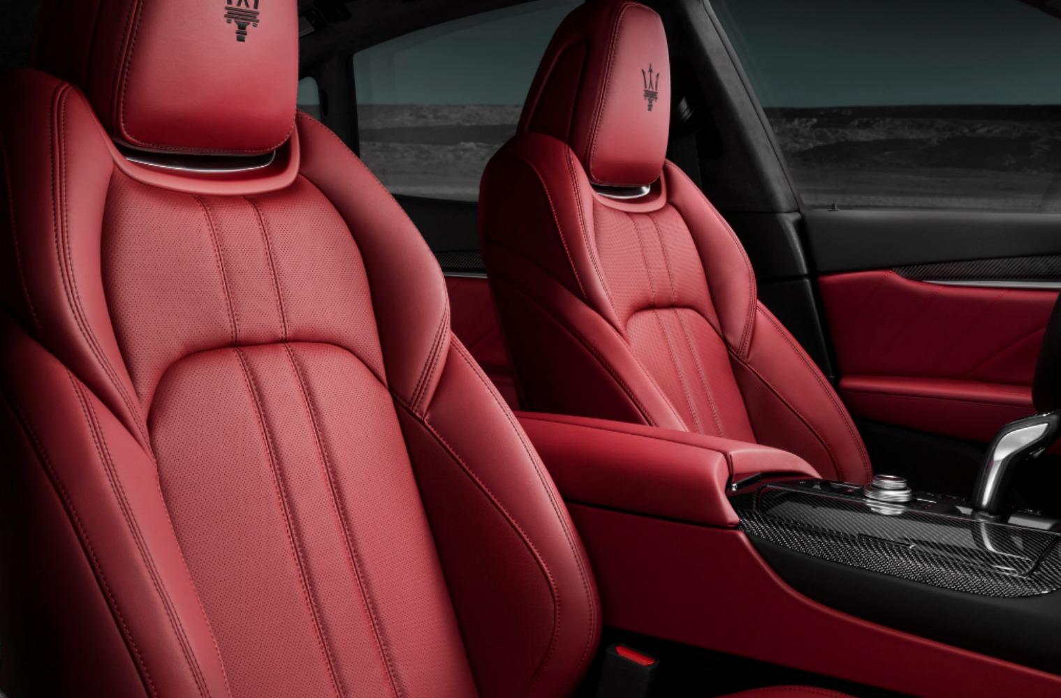 interni Maserati Levante GTS