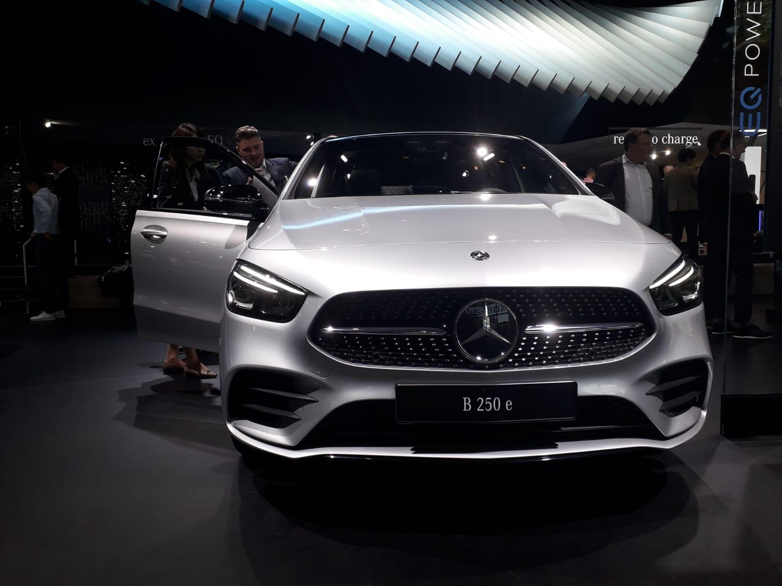 Mercedes Classe B Salone Francoforte 2019