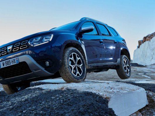 nuova Dacia Duster ibrida