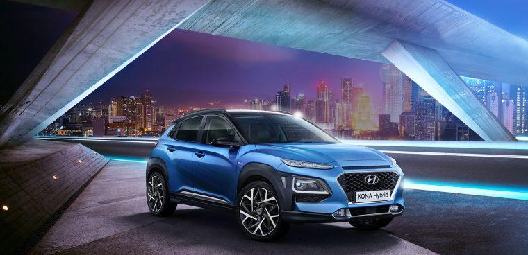 nuova Hyundai Kona ibrida 2019
