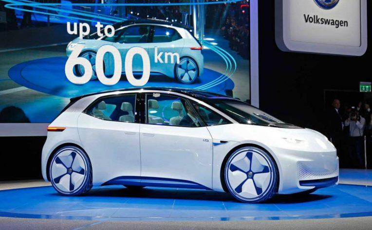 nuova Volkswagen ID.3 elettrica