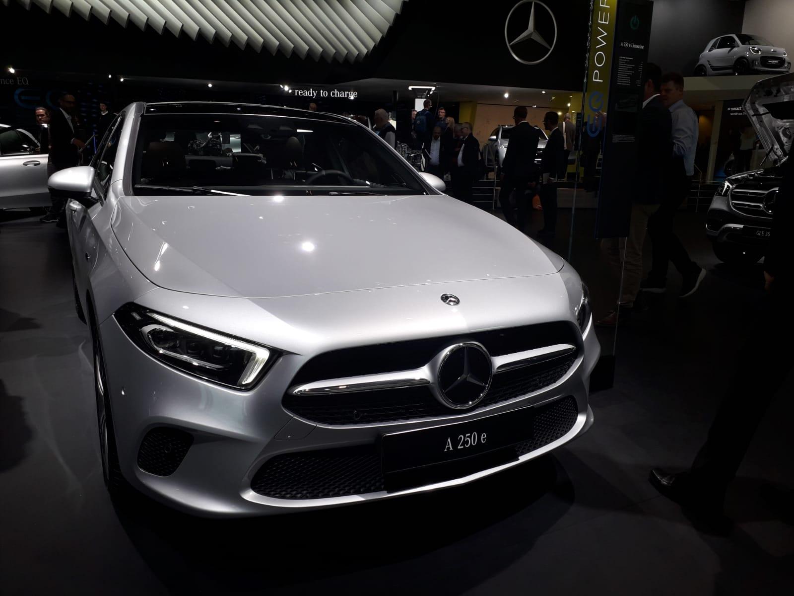 Mercedes Classe A Ibrida