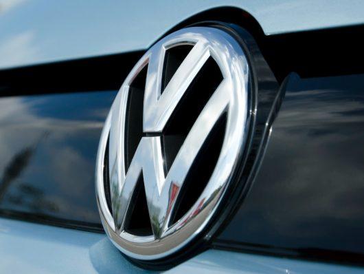 nuovo logo Volkswagen al Salone di Francoforte 2019