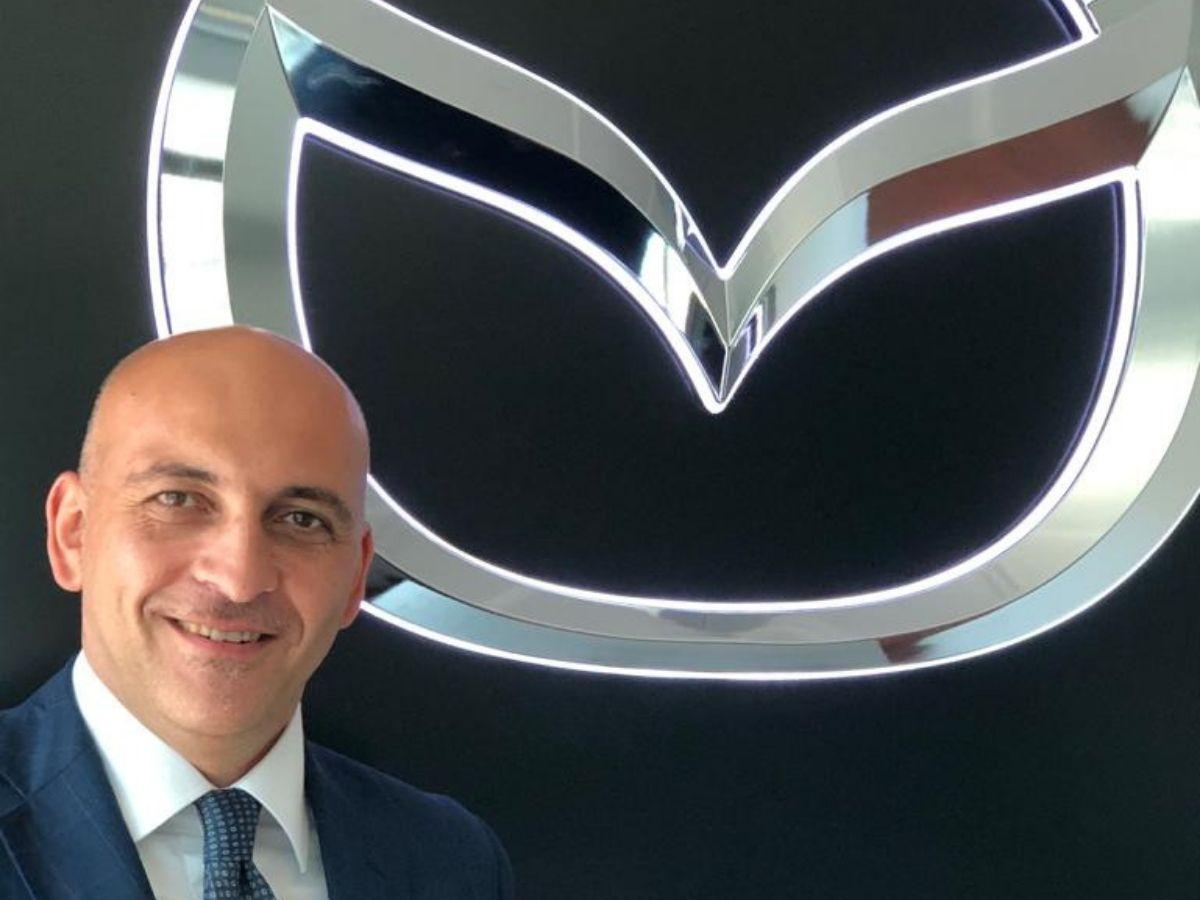 Severino Rea è stato nominato nuovo Direttore Vendite di Mazda Motor Italia
